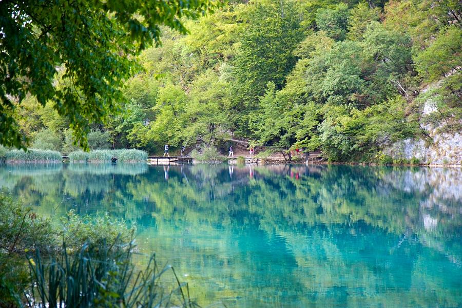 003. Kroatie - Plitvice