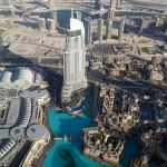 Dubai - 114 - vanaf  Burj Khalifa
