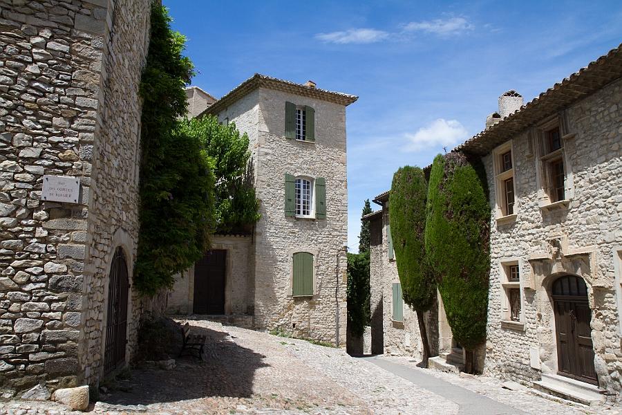 Frankrijk - Vaison la Romaine